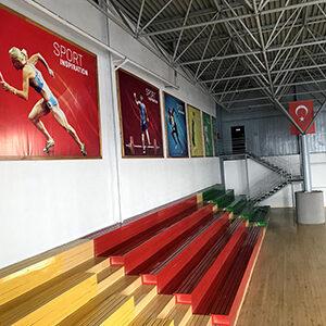 спортзал 16
